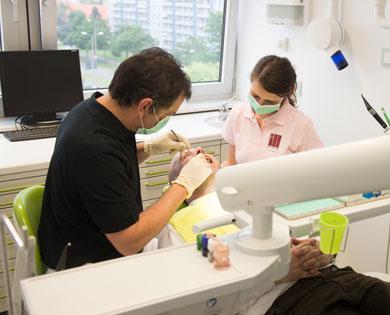 Angstpatienten erhalten bei uns eine Behandlung nach Ihren Anforderungen.