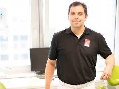 Sebastian Paudler - Ihr Spezialist im Bereich Implantologie in Erfurt.