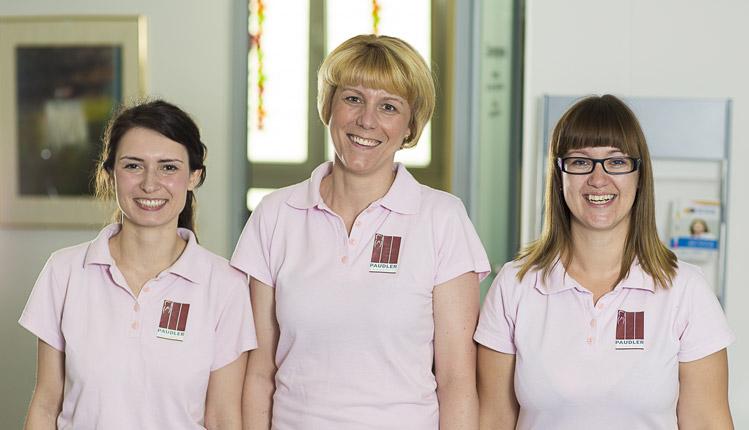Zahnarztpraxis Paudler Kompentenz im gesamten Team für Sie in Erfurt.