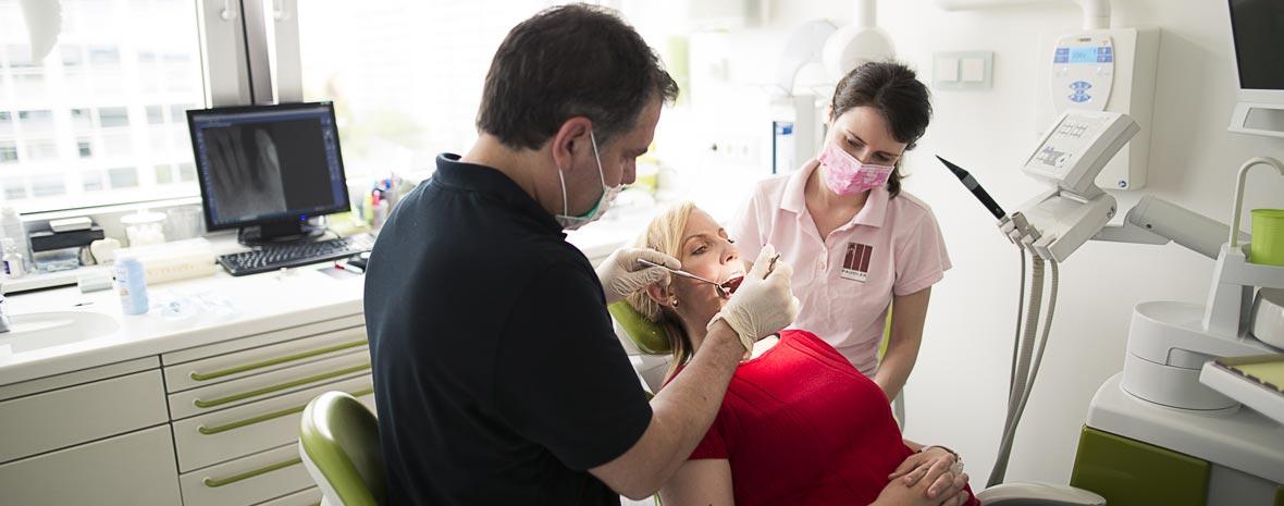 Zahnschmerz Notfall - Zahnschmerzen, wir helfen Ihnen gerne.